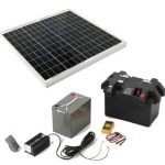 Electrical Caravan Accessories - Solar Panels