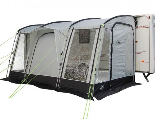 Suncamp Strand 390 Plus