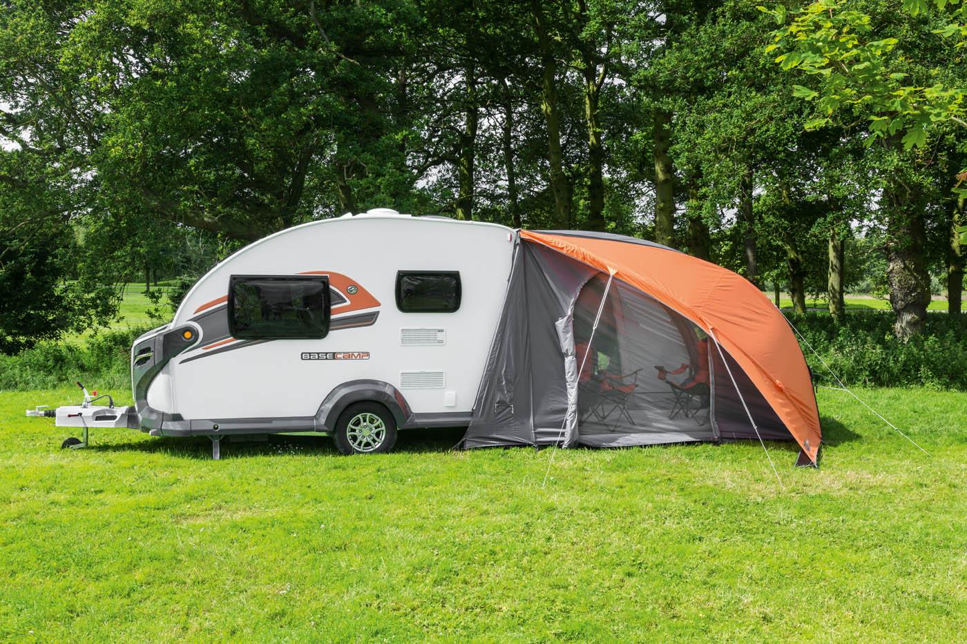 Swift Basecamp - Ryedale Leisure & Caravan Ltd