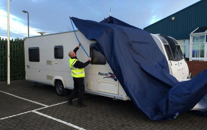 Winterise your leisure vehicle - 10 top tips - Ryedale Caravan & Leisure