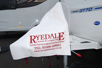 Winterise your leisure vehicle - Hitch Covers - Ryedale Caravan & Leisure