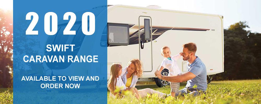 New 2020 Swift Caravans - Ryedale Caravan & Leisure