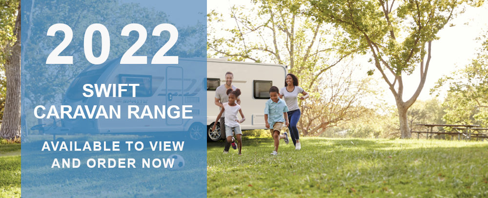 New 2022 Range From Swift - Ryedale Caravan & Leisure