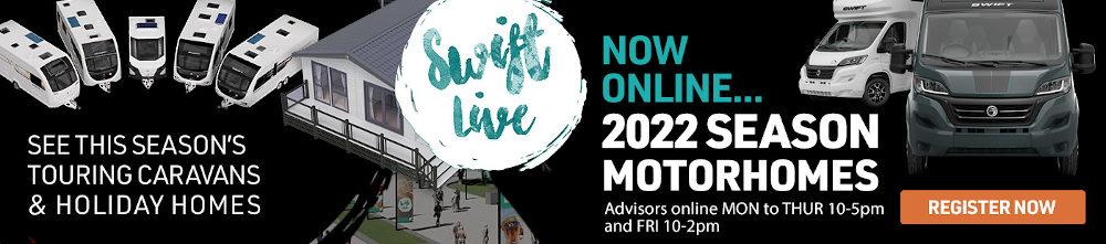 Swift Live 2022 - Ryedale Caravan & Leisure